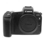Canon EOS R con adaptador de objetivo EF-EOS R negro new