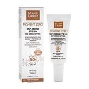 Pigment zero dsp-creme spf50 protetor solar de rosto despigmentante 40ml - Martiderm