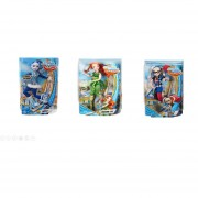 DC Super Hero Girls Harley Quinn, Poison Ivy, Frost