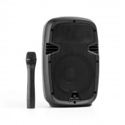 Bushfunk 20 Altoparlante PA Attivo 400W Bluetooth Batteria USB SD MP3 VHF