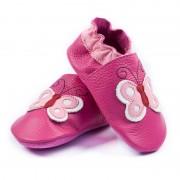 Pantofi cu talpa moale Liliputi Butterfly