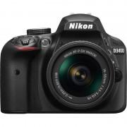 APARAT FOTO NIKON D3400 KIT AF-P 18-55MM VR 24.2MP BLACK