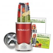 NutriBullet 5-delig - 600 Series - Rood
