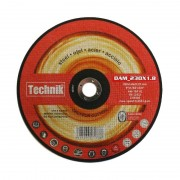 Disc de taiat metal 230×1.8×22.2mm, Technik DAM_230x1.8