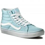 Sportcipő VANS - Sk8-Hi Slim VN0A32R2MQW Crystal Blue/True White