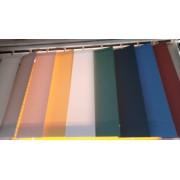 Lamele pentru jaluzele verticale mat