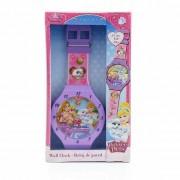 Disney Princess wandklok 47 cm