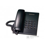 Telefon Panasonic KX-TS500HGB, negru