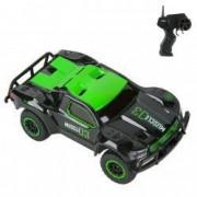Masinuta telecomanda curse drifturi neagra verde