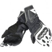 DAINESE Gloves DAINESE Carbon D1 Long Black / White / Anthracite