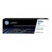 HP CF541A Toner Cyan 1,3k No.203A Eredeti HP kellékanyag Cikkszám: CF541A
