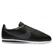 """Nike Buty Nike Classic Cortez Leather """"Dark Grey"""" (749571-011)"""