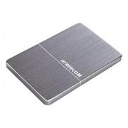 Freecom mHDD Slim disco rigido esterno 2000 GB Grigio, Argento