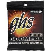 GHS Strings GBM Guitar Boomers Nickel-Plated Electric Guitar Strings Medium (.011-.050)