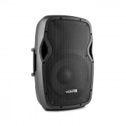 "Vonyx AP1200ABT Altavoz activo MP3 Hi-End Batería 600W 12"" Bluetooth MIC-IN SD (Sky-170.345)"