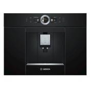 Espressor incorporabil Bosch CTL636EB6, 1600 W, 2.4 l, Display TFT (Negru)