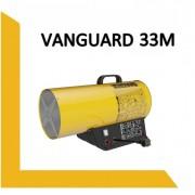 Generatore di aria calda/Cannone/Cannoncino ad aria calda a gas propano/butano VANGUARD - VG 120 M/VG 33 M
