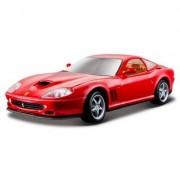 Modèle Réduit De Voiture De Sport : Ferrari Rp 550 Maranello Rouge : Echelle 1/24