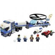 LEGO City LEGO® CITY 60244 Transport policejního vrtulníku