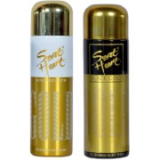 SWEET HEART COMBO BLACK GOLD AND GOLD EDITION(PACK OF 2)(200/ml Each)