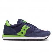 Saucony Sneakers Jazz Blu Verde Uomo EUR 40 / US 7
