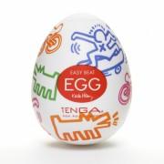 Tenga Egg Keith Haring Street maszturb
