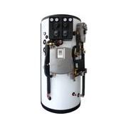 Akumulační nádrž Regulus LYRA 1000 DVS pro dva otopné okruhy, TV s cirkulací