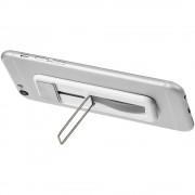 Suport telefon de birou cu adeziv, Everestus, STT133, abs, plastic, gri, laveta inclusa