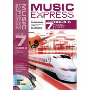 A&C Black - Music Express: Year 7 Book 6, CD/CD-Rom