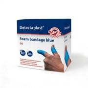 Detectaplast zelfklevend schuimverband, HACCP, blauw, 6 x 450 cm