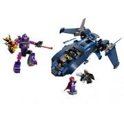 LEGO Superheroes X-Men vs The Sentinel Building Block (336Pcs) Figures Toys