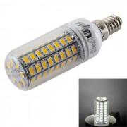 Youoklight E14 4.5W LED bombilla de maiz blanco frio 72 SMD 5730 (ac 110-120V)