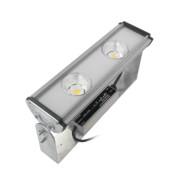 Proiector Industrial, 2 LEDuri Osram Germania, Alb Rece 8000lm 100W