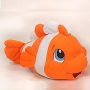 Fiesta Toys Large Clown Fish Plush Stuffed Animal Toy - 20.5 Inches
