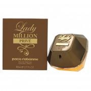 Paco rabanne lady million prive' eau de parfum 80ml spray