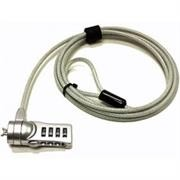 Legion 1.8m Combination Notebook Cable Lock