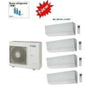 Daikin Kit Quadri 4mxm68m + 4 X Ftxm25m 9+9+9+9