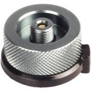 Futaba Stove Connector Gas Bottle Adaptor Burner - Gray