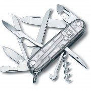 Navaja Huntsman SilverTech Victorinox 1.3713.T7 Con 15 Funciones