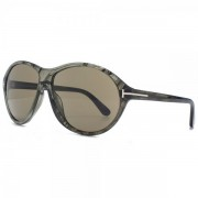 Tom Ford Tyler Grey Marble Ft0398 20b (20b) 1 Buc
