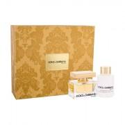 Dolce&Gabbana The One confezione regalo Eau de Parfum 50 ml + lozione per il corpo 100 ml donna