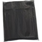 Paie flexibile negre 250 buc/set