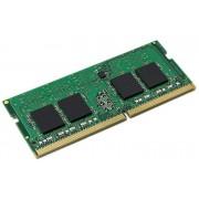 SODIMM, 4GB, DDR4, 2400MHz, KINGSTON, 1Rx8, CL17 (KVR24S17S8/4)