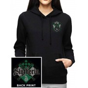 Harry Potter - Slytherin Ladies Hooded Sweater