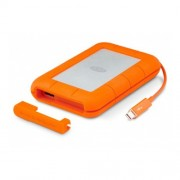 """HDD EXTERNAL 2.5"""", 2000GB, Lacie Rugged, Thunderbolt, USB3.0, integrated cable (STEV2000400)"""