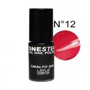 Layla One Step Gel Nail Polish Pink Of Me 12