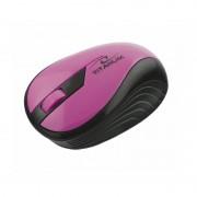 Mouse Esperanza TITANUM RAINBOW Optical Wireless TM114P Pink