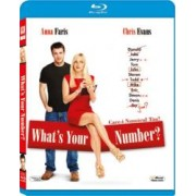 Whats your number BluRay 2011