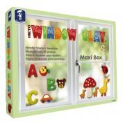 Feuchtmann plastelin set - window clay-maxi box