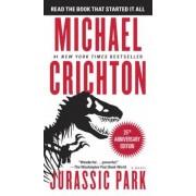 Jurassic Park, Paperback